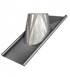 Solin inox/plomb toit 22°