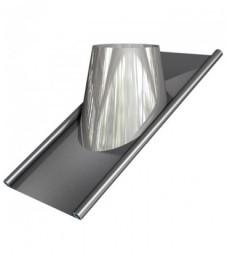 Solin inox/plomb toit 32°