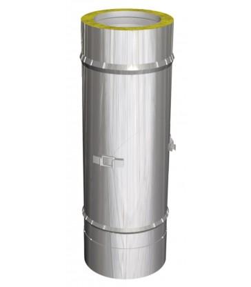 élément de L50 avec trappe de visite  HT 600°