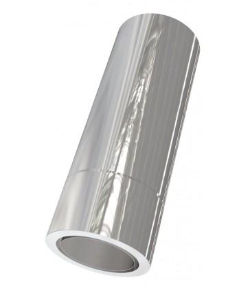 élément droit 360 mm recoupable avec fourreau de raccordement