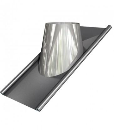 Sortie de toiture plate 400mm ou passage pare-feu Long