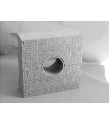 Protection thermique pare feu 200x700x700mm