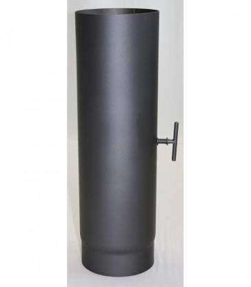 Tube suppl 500 mm Noir