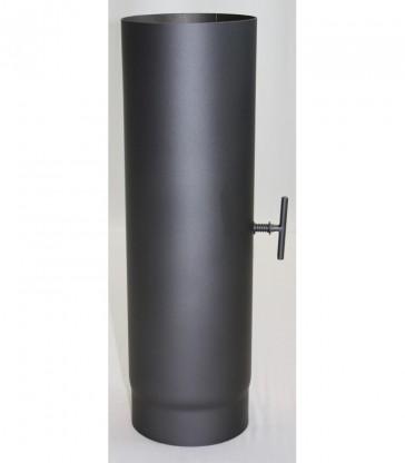 Tube suppl 500 mm Clé Tirage Gris NO DTU