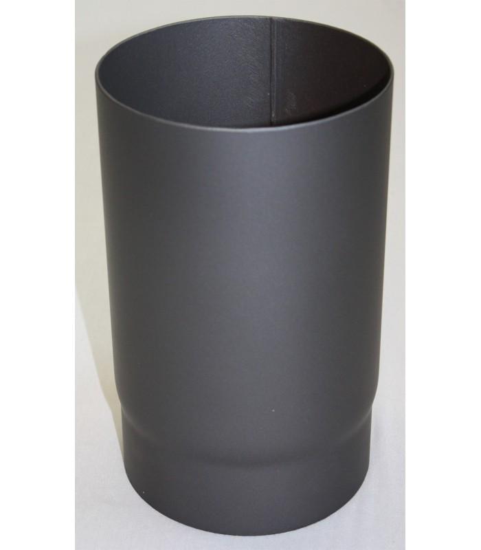 Tube suppl 250 mm Noir