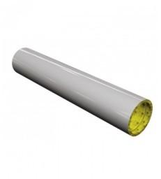 Tube fourreau d'isolation aluminé 15 mm