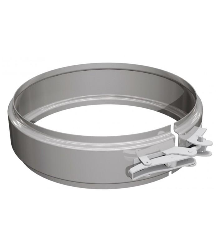 collier de fixation pour conduit de raccordement