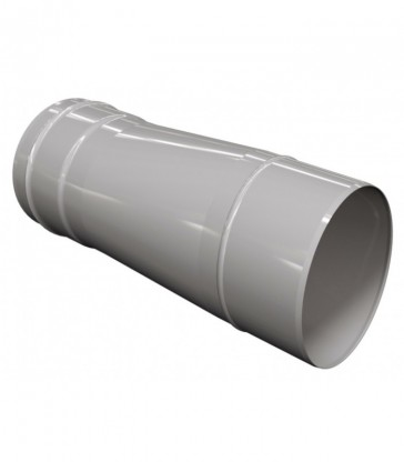 Adaptateur tube Ovale/Rond