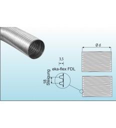 Flexible Double paroi Ø 150 mm